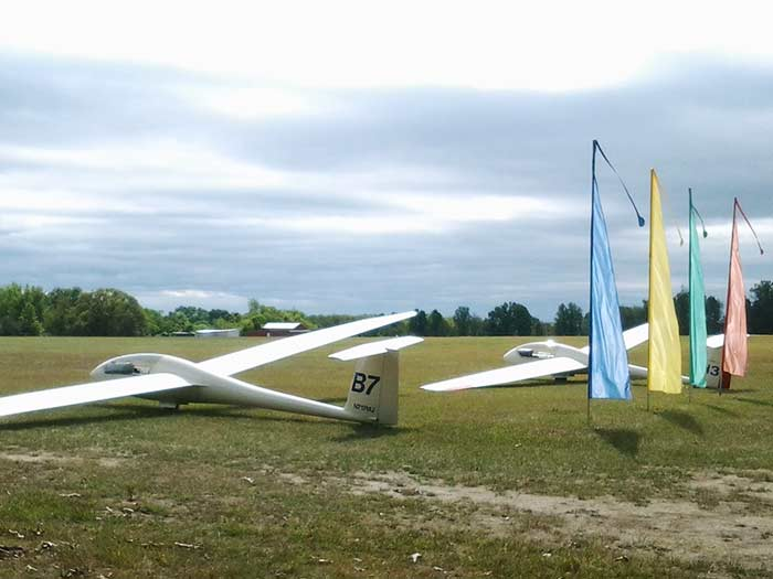 Flying Gliders | Glider Flights in Bucks County, Montgomery